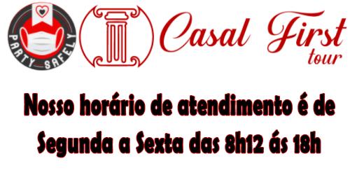 Casal First Tour - Eventos para Casais Liberais